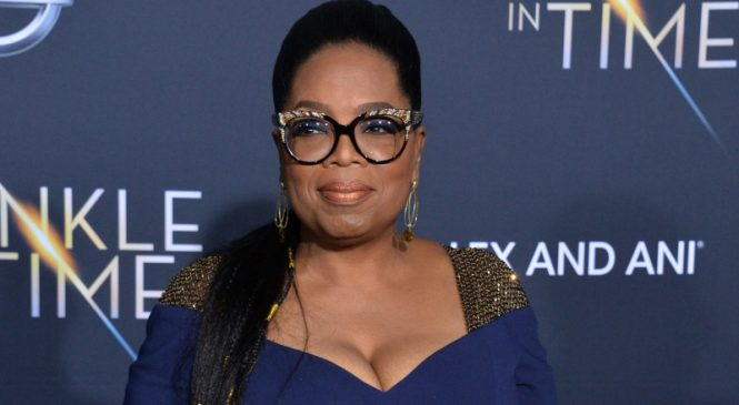 Oprah Winfrey joins HBO special 'Between the World and Me'