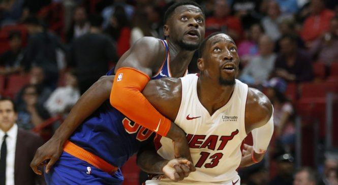Pat Riley's vision for Bam Adebayo drives Heat playoff hopes