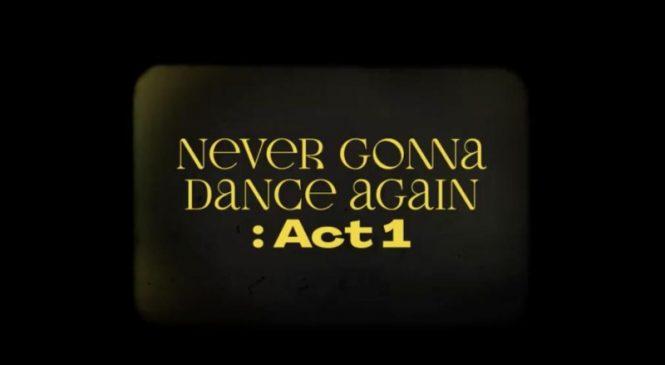 Look: Taemin shares tracklist for 'Never Gonna Dance Again: Act 1'