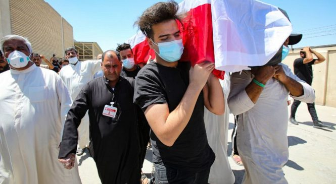 Rights groups sound alarm on jump in Iraqi activist killings