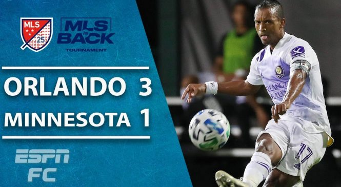 Orlando City, Nani favored over Valeri's Timbers in MLS Is Back final