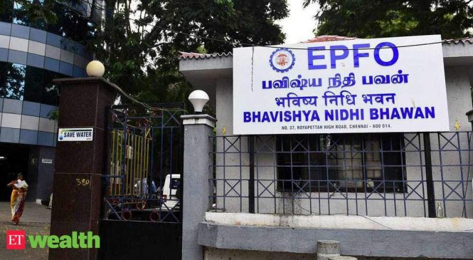 Retirement fund body EPFO settles 46 lakh COVID-19-related claims worth Rs 920 crore