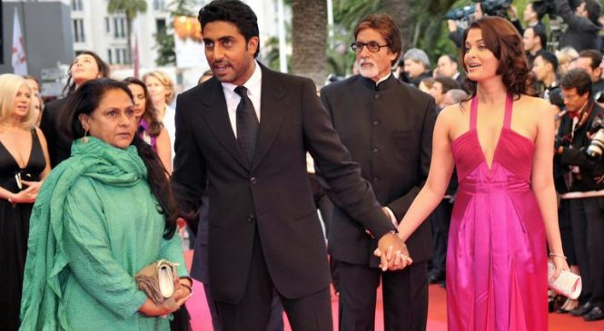 Bollywood star Amitabh Bachchan leaves hospital after recovering from coronavirus