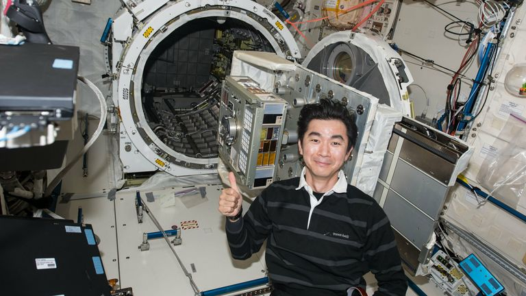 Bacteria could survive journey to Mars, according to ISS study
