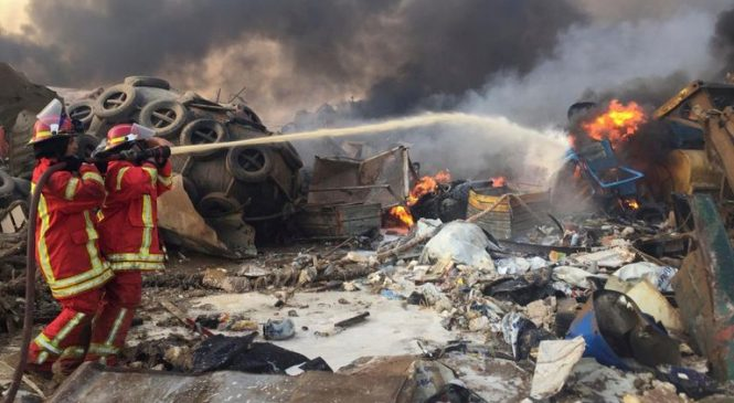 Beirut blast: What is ammonium nitrate and why is it so dangerous?