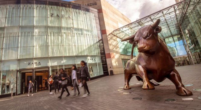 Bullring owner Hammerson to raise £600m