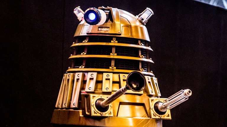 Fancy battling a Dalek? Immersive Doctor Who theatre show announced