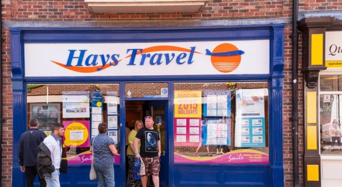 'We have had no choice': Hays Travel to cut up to 878 jobs