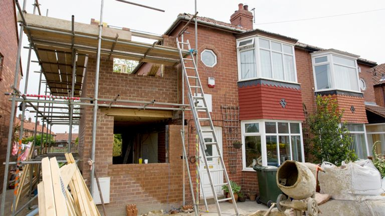 £37bn house-buying boom sees busiest month of UK sales in a decade