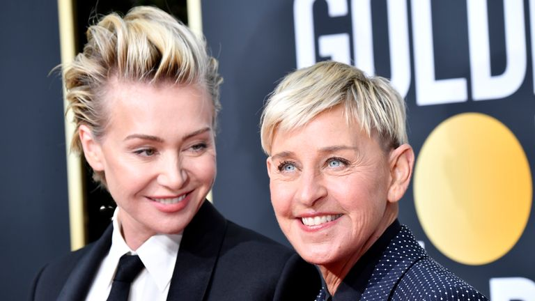 Top producers 'part ways' with Ellen DeGeneres show following toxic workplace allegations