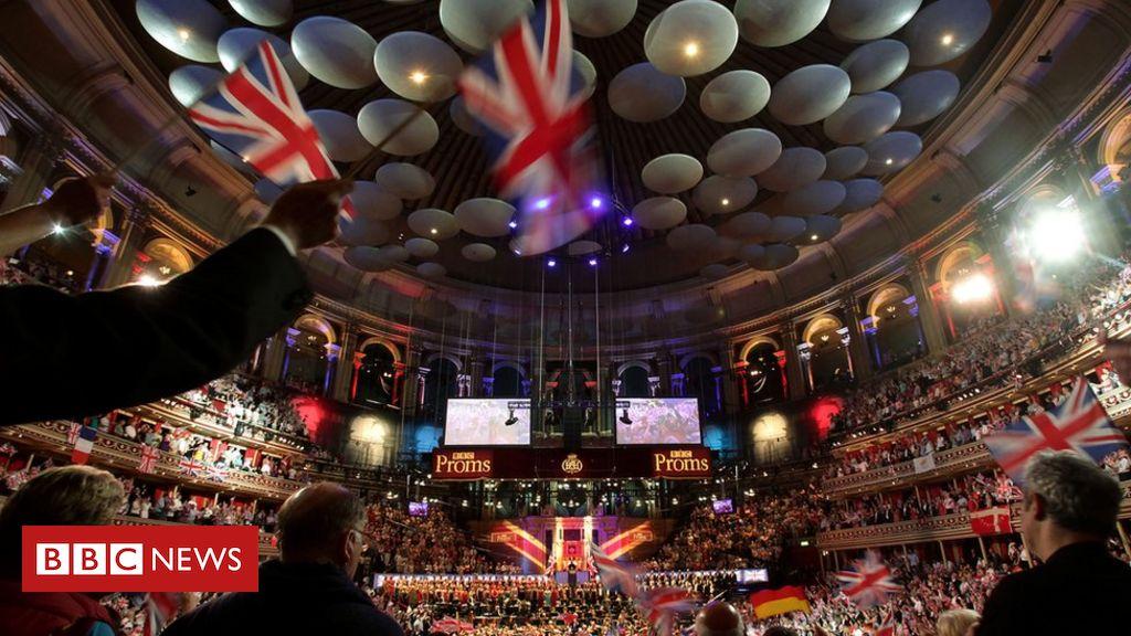 Proms come to close following Rule, Britannia! row