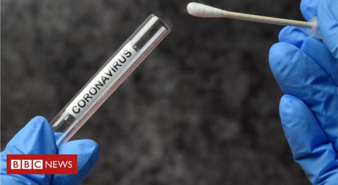 Coronavirus: 'Widespread virus growth across the country'