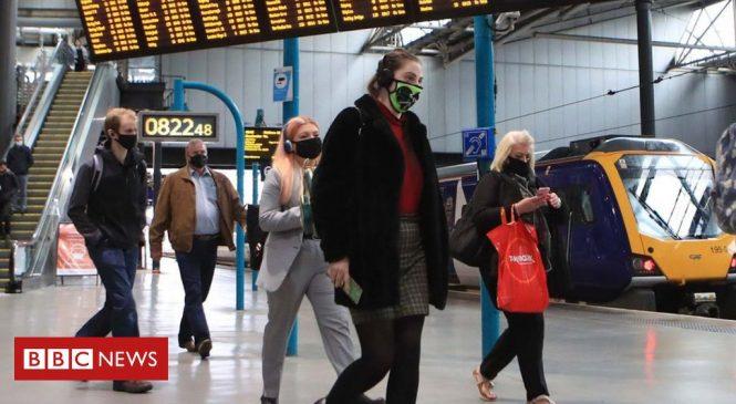 Coronavirus: UK case rises are 'concerning', says minister
