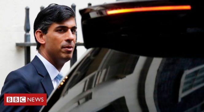 Covid-19: Sunak set to unveil emergency jobs scheme