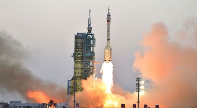 Reusable spacecraft 'shrouded in secrecy' touches down in China – state media