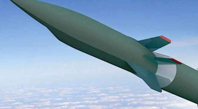 DARPA's air-breathing hypersonic missiles ready for free-flight tests