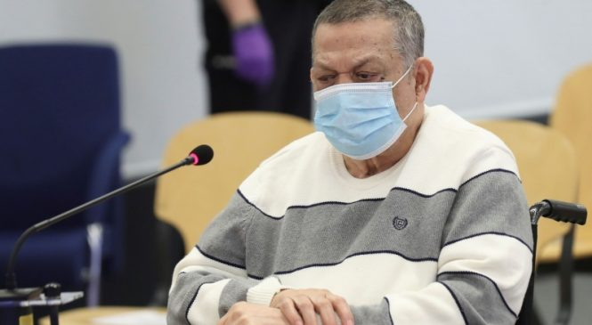 Ex-Salvadoran colonel gets 133 years in prison for Jesuit slayings
