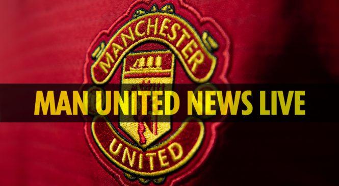 Manchester United transfer news LIVE: Danny van de Beek to be unveiled after passing medical, RB Leipzig send Dayot Upamecano message