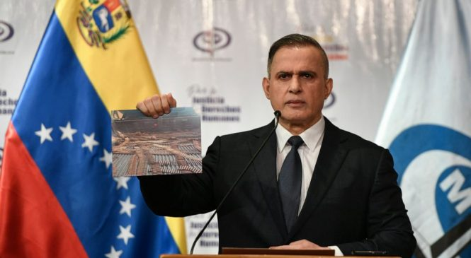 Venezuela: captured US spy charged in alleged terrorist plot