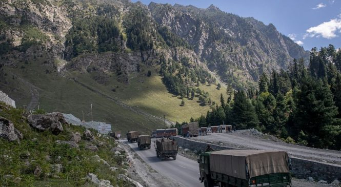 China objects to Ladakh status, Indian border activities