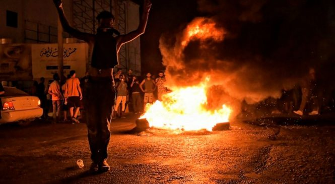 Officials say east Libya government resigns amid protests