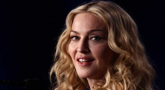 Madonna to direct and co-write film about her life story