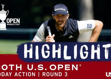 Matthew Wolff cards a 65, takes lead at 2020 U.S. Open