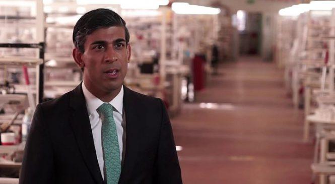 Rishi Sunak: New ways to protect jobs 'my priority'
