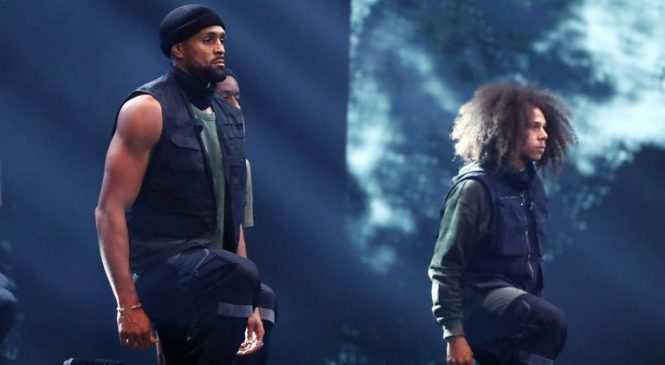 Black Lives Matter routine on Britain's Got Talent sparks complaints