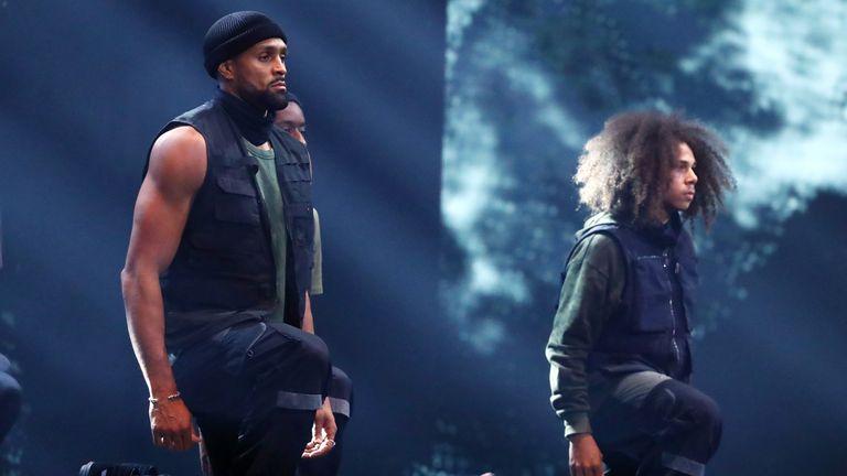 Black Lives Matter routine on Britain's Got Talent sparks complaints