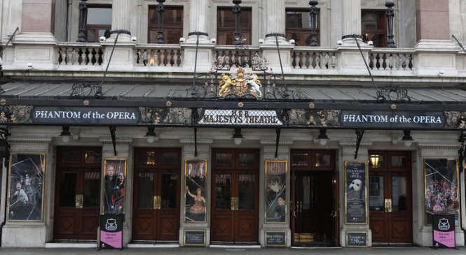 Air is 'purer than outside' in my theatres, Andrew Lloyd Webber tells MPs
