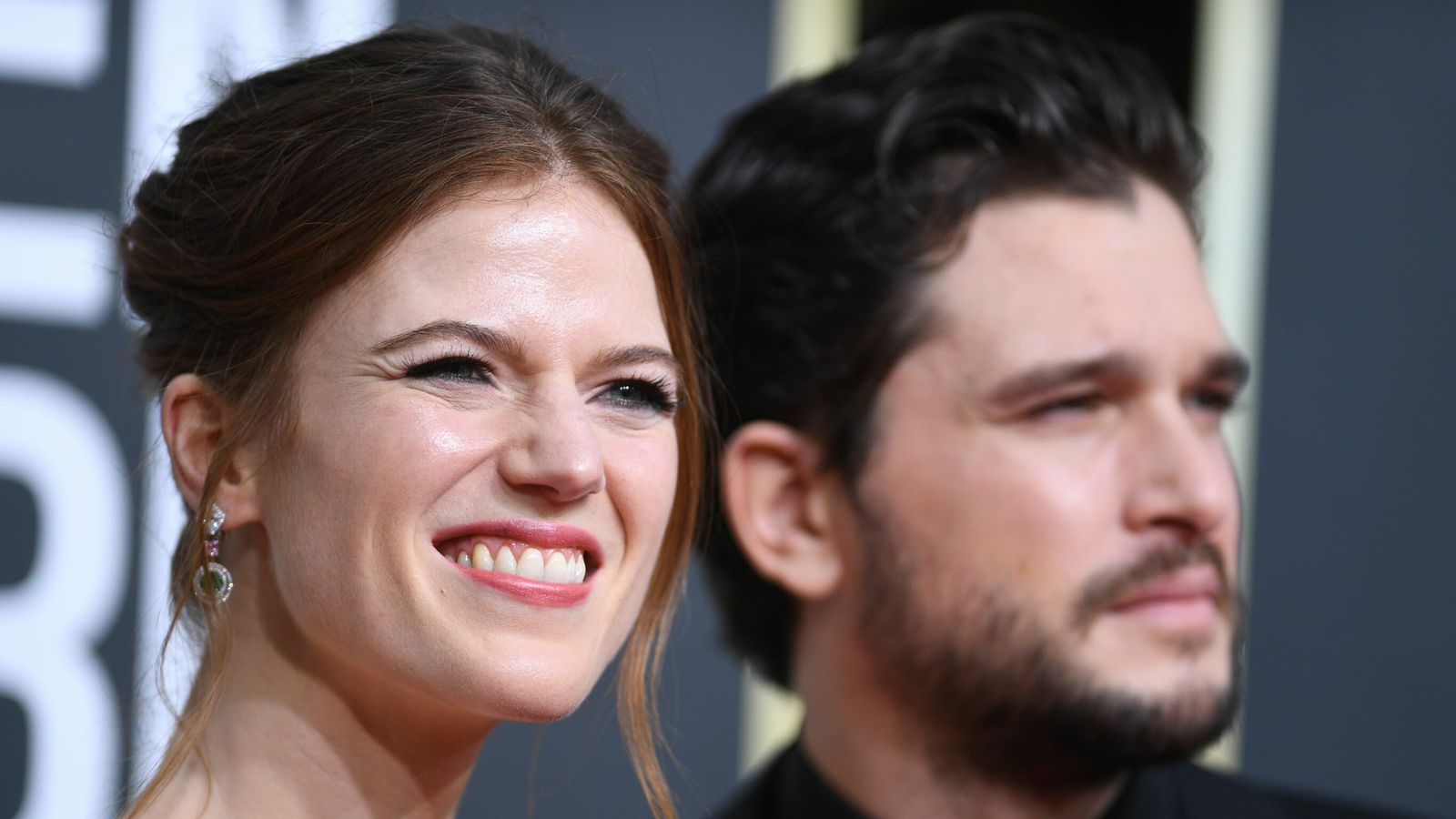 Baby bump photo reveals Game Of Thrones couple expecting first child