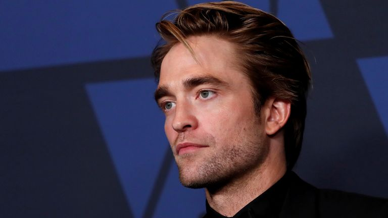Warner Bros. neither confirmed nor denied reports Robert Pattinson was diagnosed with coronavirus