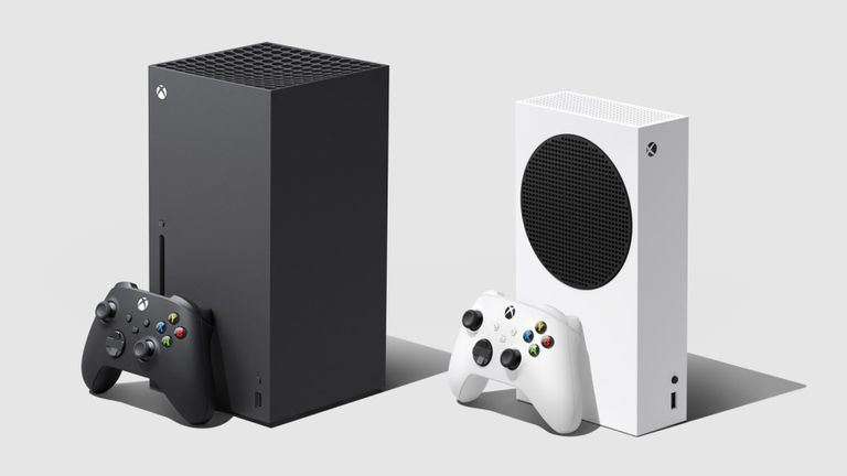 The new Xbox models will hit shelves on 10 November. Pic: Microsoft
