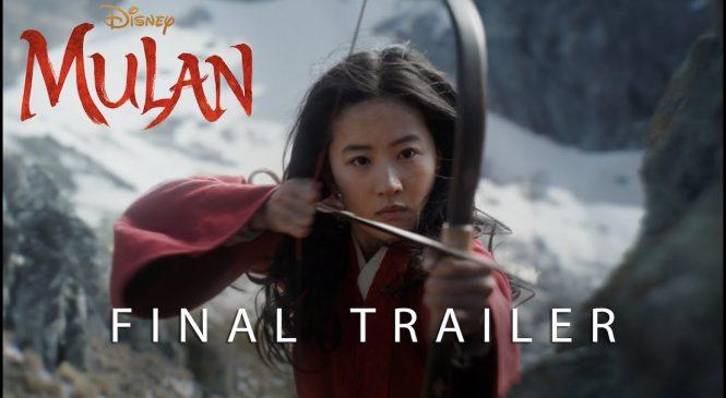 What to stream this weekend: 'Mulan,' 'The Boys' Season 2
