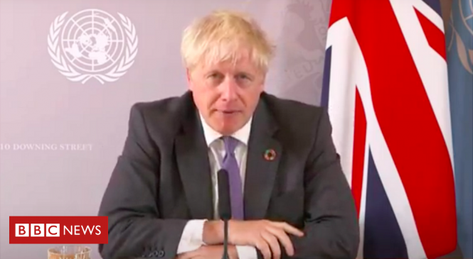 Climate: The week Boris Johnson turned green, or did he?