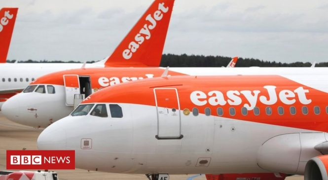 EasyJet to make first annual loss in its history