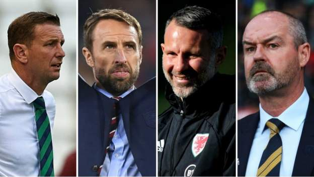 Euro 2020 play-offs & England-Wales friendly on big day for Home Nations