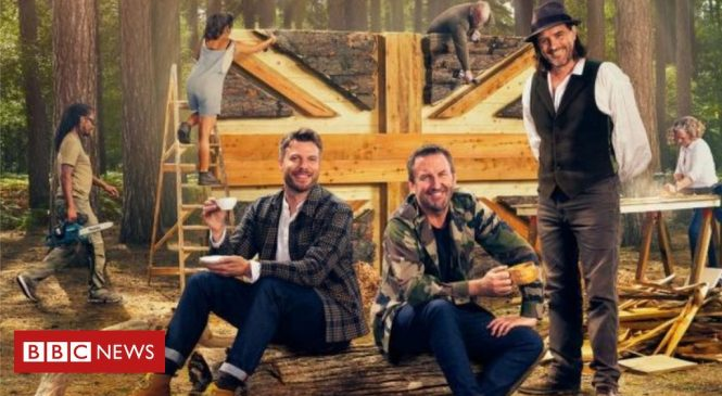 The Chop: Sky cancels TV carpentry show over contestant's tattoos