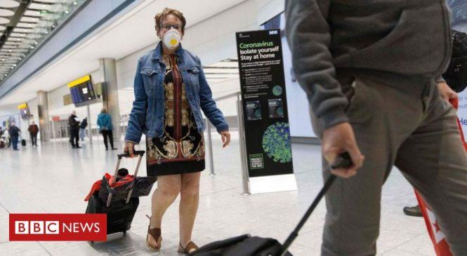 Heathrow overtaken as Europe's busiest airport amid pandemic