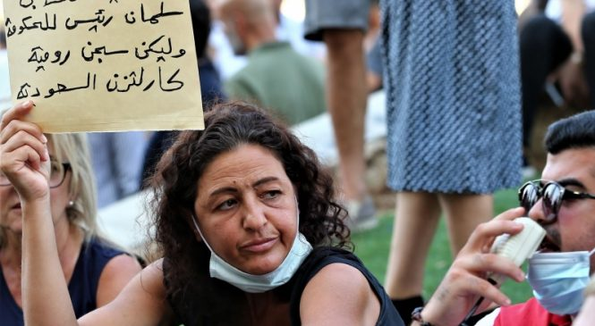 Lebanese expect the worst as poverty surges