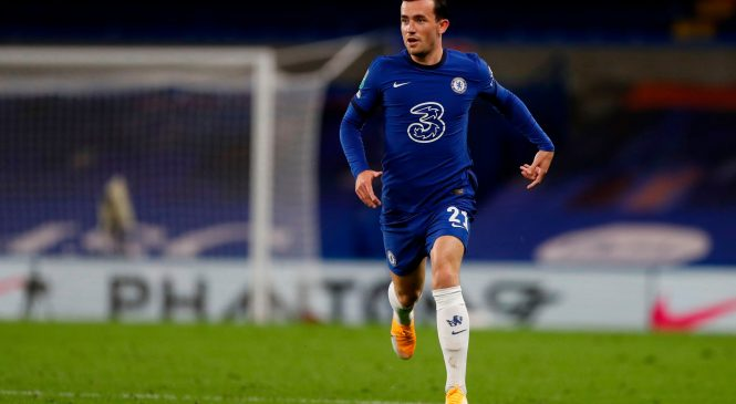 Chelsea defender Ben Chilwell and right-back Kieran Trippier out of England squad ahead of Denmark clash