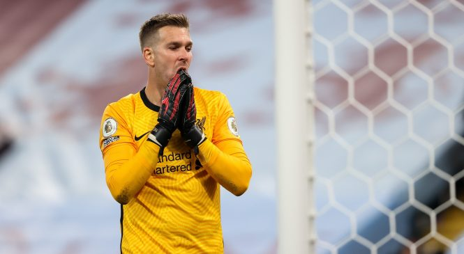 'Adrian is the WORST back-up goalkeeper in the Premier League' – Why Liverpool may regret not signing new No.2 this summer