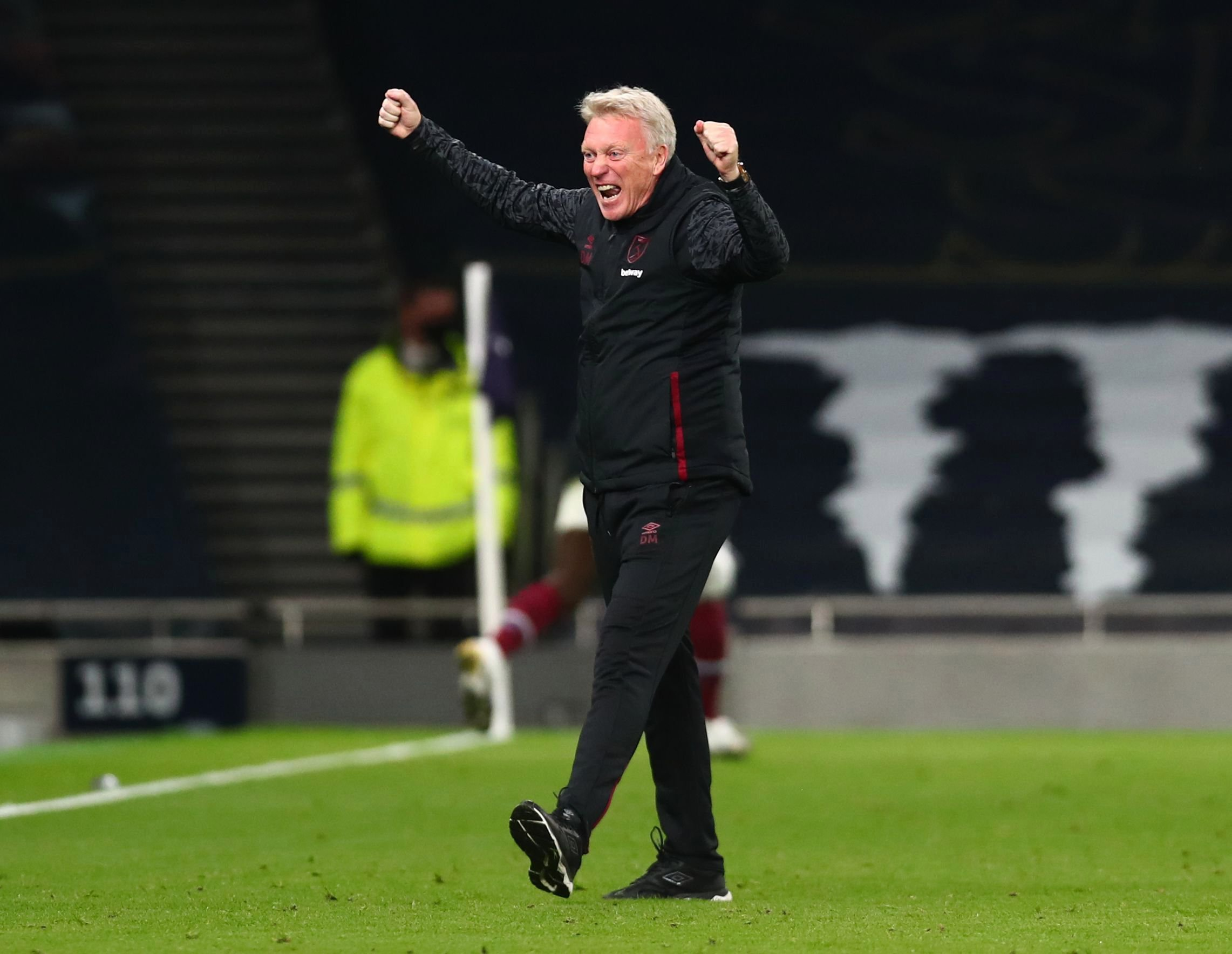Rennie also believes Moyes should be given a long-term contract at West Ham