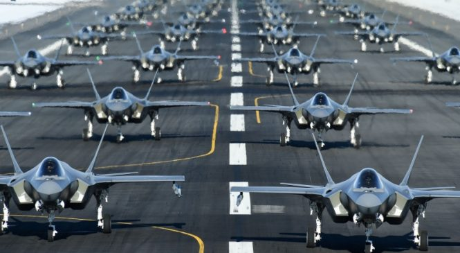 State Department approves $14B sales of F-35s, F-18s to Switzerland
