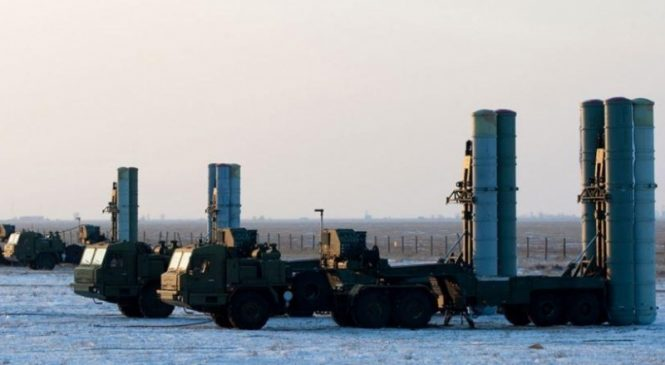Turkey plans live-fire exercise, missile defense tests