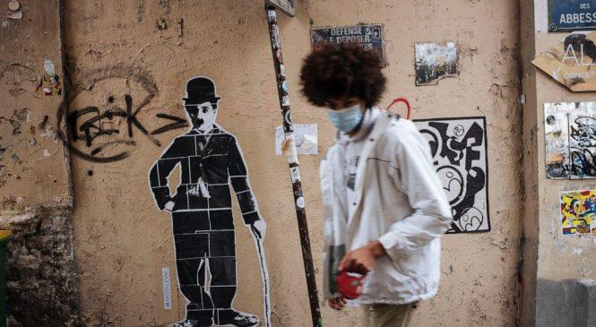 The Latest: German area goes into de-facto virus lockdown