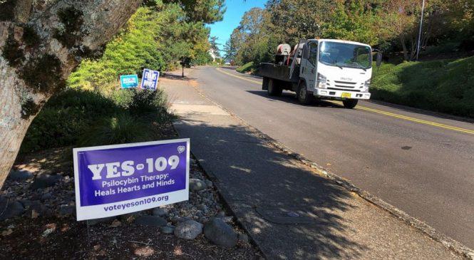 2 drug measures on Oregon ballot