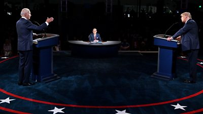 Why AI live fact-checked the 2020 US presidential debates
