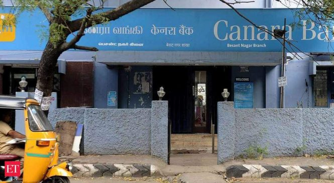 Government extends tenure of 3 executive directors of Canara Bank, Indian Overseas Bank